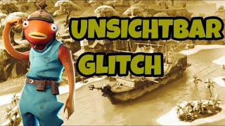 THE GANZE ROUND UNSICHTBAR GLITCH FORTNITE SEASON 9 !!! (RDW BATU)