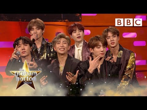 BTS meet Graham!! - BBC Mp3