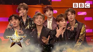 BTS meet Graham!! - BBC