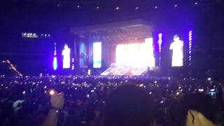 Eminem Concert Cape Town lighters