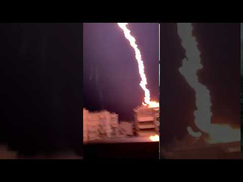 JT - Check Out this Bolt of Lightning