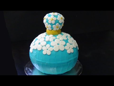 daisy dream perfume cake