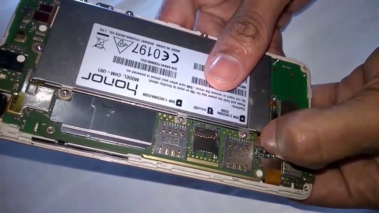 Huawei Honor 4c Motherboard