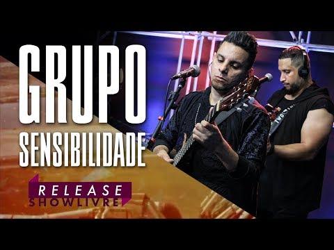 """""""Deus que me entregou você"""" - Grupo Sensibilidade no Release Showlivre 2018"""