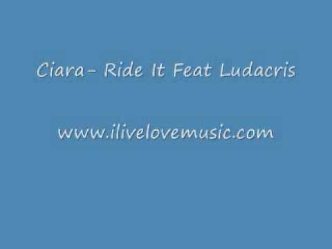 Ciara  Ride It ft Ludacris FULL SONG