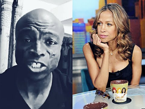 After Seal slams Stacey Dash Over Oprah meme, He Urges Her to  Keep His Name out Her mouth!!
