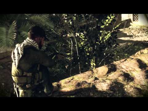 Medal of Honor Warfighter trailer full HD Linkin Park Lies Greed Misery