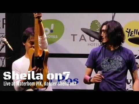 Sheila On7 - Betapa Lapang Dada Kita | Live At PIK Waterbom Jakarta 2018