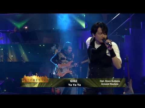 GIGI - YA YA YA I Alchestra 'Unjuk Gigi' GlobalTV 2017