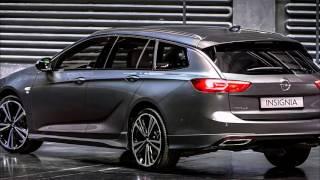 2018 Opel insignia Full Interior Review
