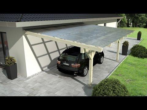 Carport Für Worx Landroid S Mähroboter Diy Wir Bauen Ein Dach Für