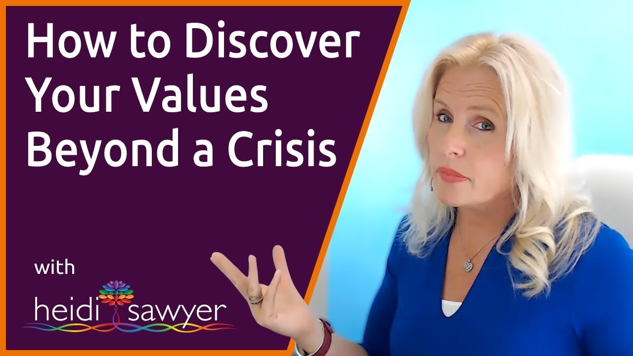 S4E4 How to Discover Your Values Beyond a Crisis - FREE Ask the Expert Session