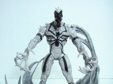 Anti-Venom | Marvel Select action figure review - YouTube