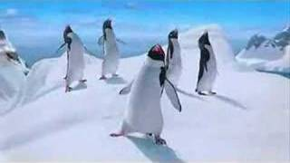 Happy Feet movie (the song) - very funny!