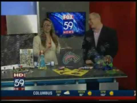 Fox 59 News | Indianapolis, Indiana | The Toy Guy on Tour