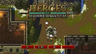 DGA Plays: Heroes of Hammerwatch (Ep. 1 - Gameplay / Let
