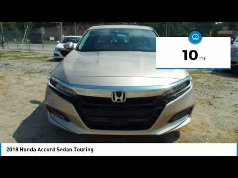 2018 Honda Accord Sedan Martin Honda Kia Mazda H185168