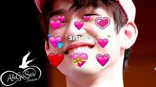 You so precious when you smile - Jinyoung GOT7