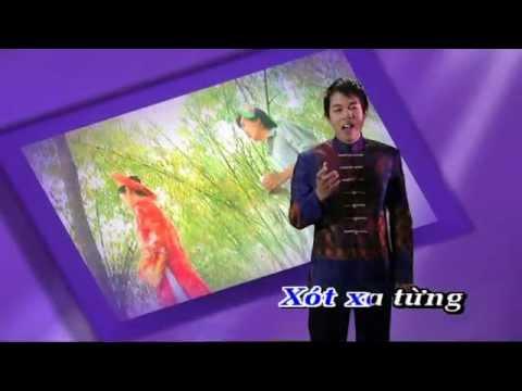 Xin em dung khoc vu quy  karaoke QuangLe