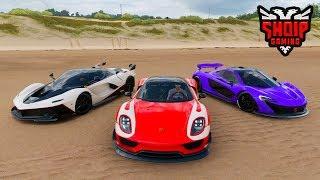 Kerret ma të Mira në Botë !! - Forza Horizon 4 SHQIP | SHQIPGaming