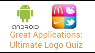 Great Android Apps: Ultimate Logo Quiz