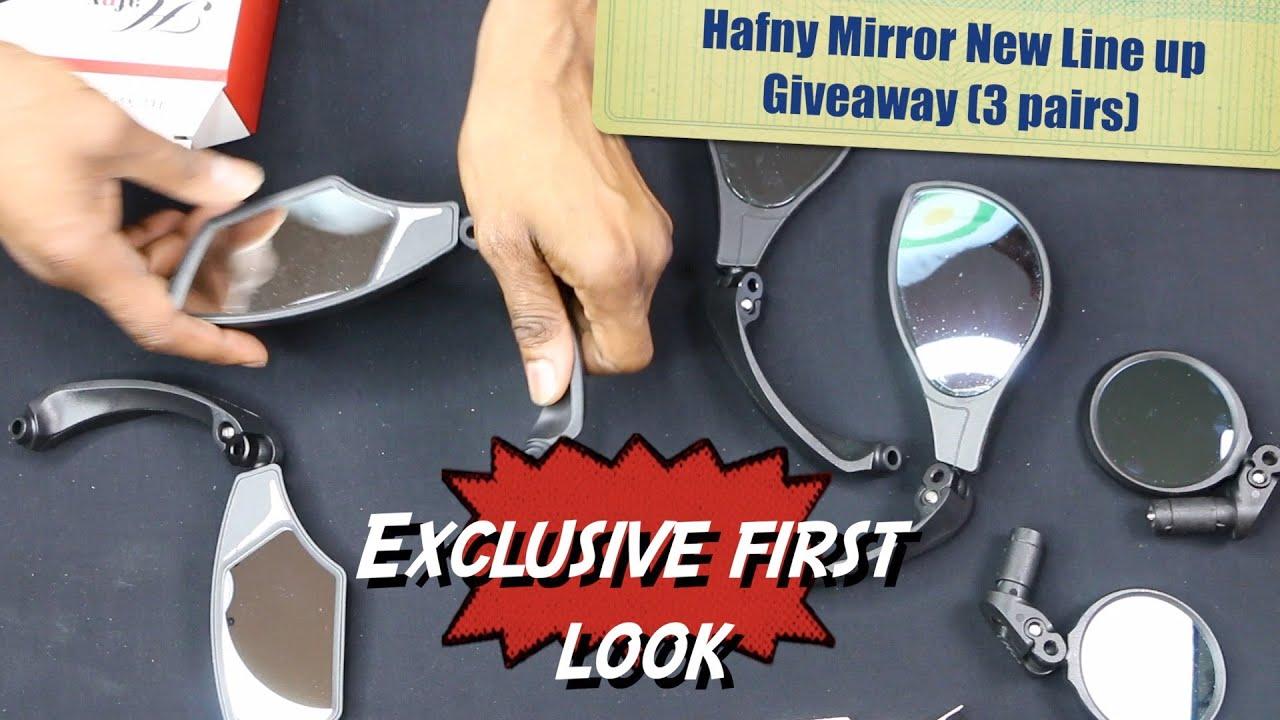 NEW HAFNY MIRROR LINE UP- EXCLUSIVE UNBOXING!! & GIVEAWAY!!!!-HERVEs WORLD- Episode 298