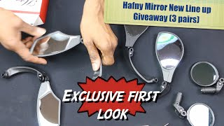 NEW HAFNY MIRROR LINE UP- EXCLUSIVE UNBOXING!! & GIVEAWAY!!!!-HERVEs WORLD- Episode 298