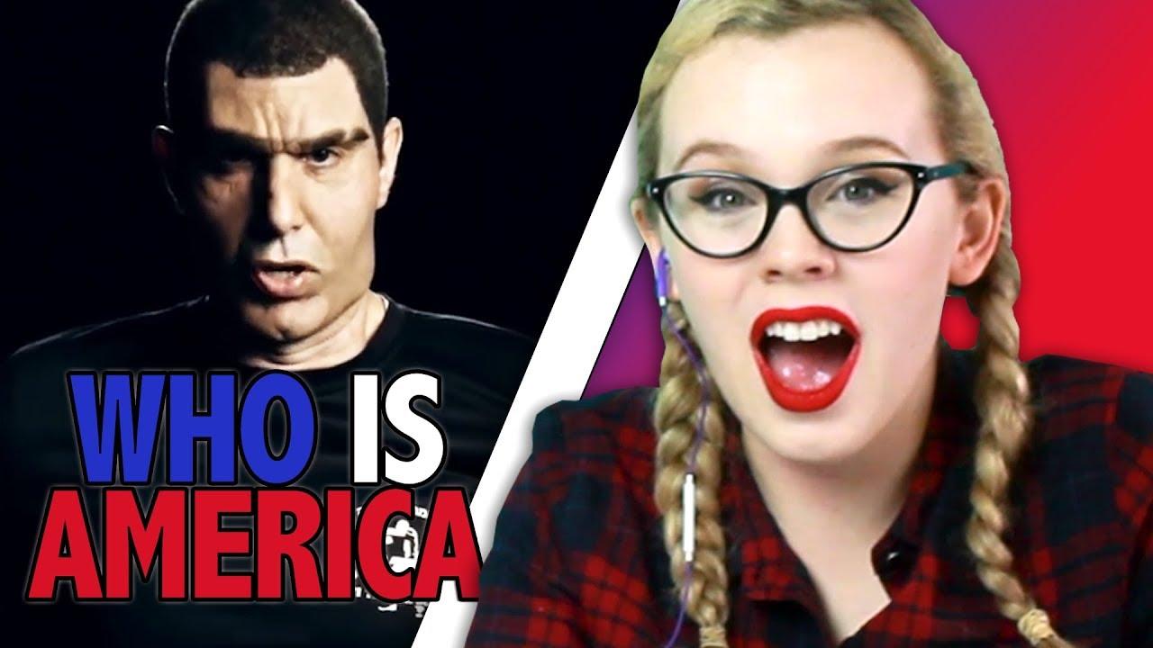 Irish People Watch Who Is America Sacha Baron Cohen