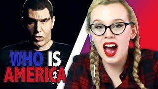 Irish People Watch Who Is America? - Sacha Baron Cohen
