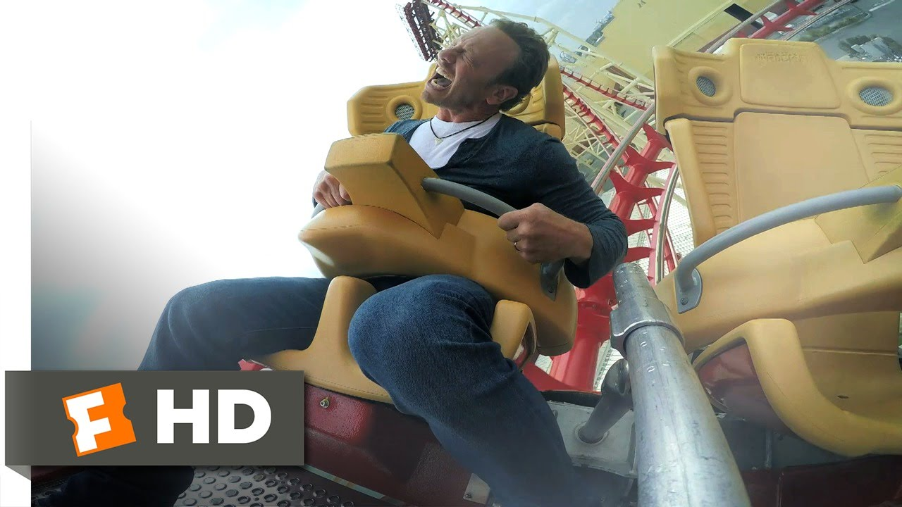 Download Sharknado 3: Oh Hell No! (6/10) Movie CLIP - Shark Coaster (2015) HD
