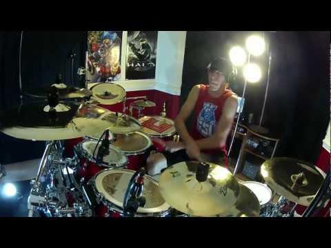"""Goin' In (Skrillex ""Goin' Hard"" Mix)"" - Drum Cover - Birdy Nam Nam"