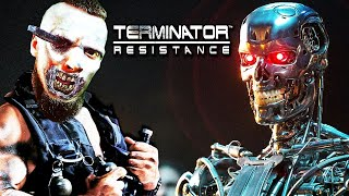 Terminator: Resistance - KONIEC GRY! - Na żywo