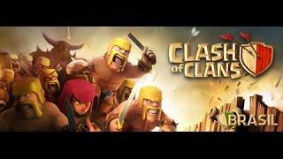 Clash of Clans - O ataque mais Hardcore Que já fizz