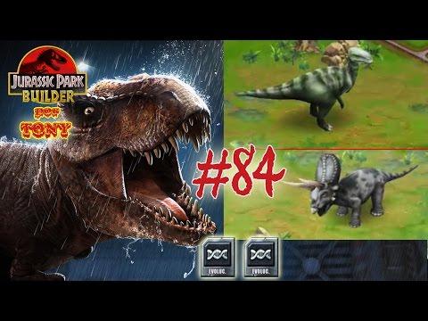"Jurassic Park Builder ""Cap. 84 - Evolución de Torosaurus e Iguanodon"" por Tony"