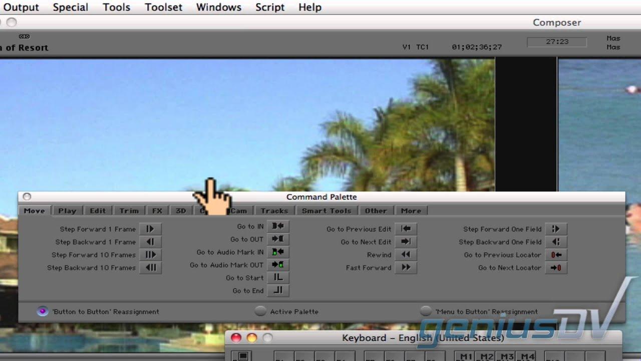 Avid Media Composer Jump to Edit Point - GeniusDV Training