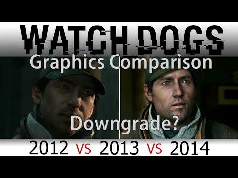 Watch Dogs : la vidéo comparative 2012/2014 qui fait mal