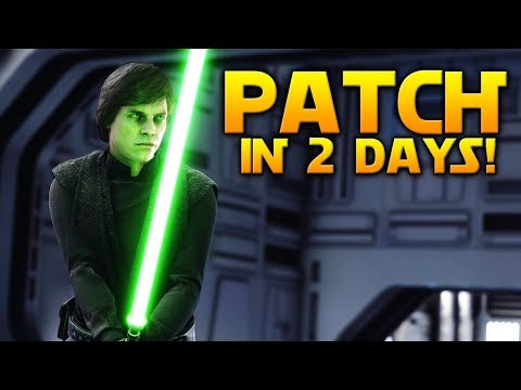 PATCH 1.2 IS COMING MONDAY (New Game mode, Arcade Maps & More) - Star Wars Battlefront 2