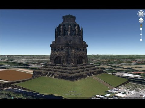 historical-places-of-germany-in-google-earth-part-one-(-1/10-)
