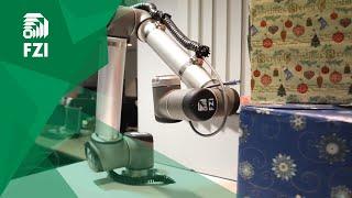 Making Of - FZI Living Lab Christmas Robotics 2017