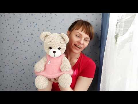 Вязание спицами мягких игрушек