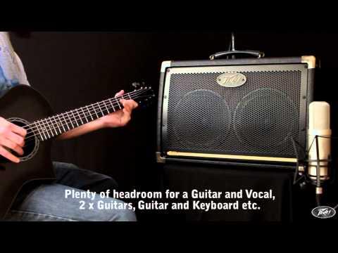 Peavey Ecoustic Acoustic Guitar Amplifiers