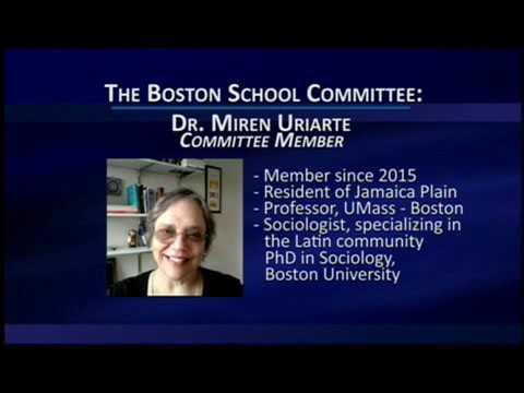 Boston Public School Committee Meeting 12-17-15