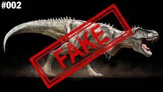#002: Con Người Thật Ngu Ngốc #12: Khủng Long...Fake!