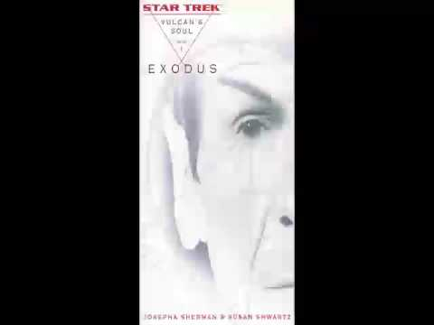 Star Trek   Vulcan's Soul Trilogy   Book 1   Exodus   Audiobook