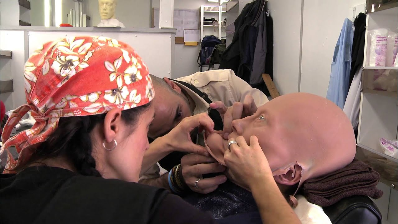 Download Mama - Behind the Scenes: Make-up Effects - Now on Blu-ray & DVD