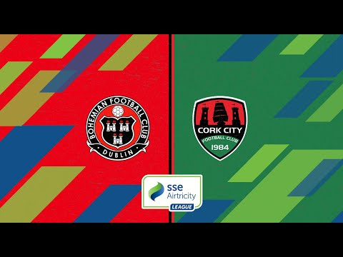 Bohemians D. Cork City Goals And Highlights