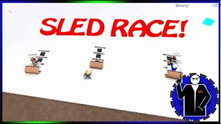 Roblox Lumber Tycoon 2 - Sled Race
