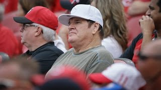Should Pete Rose be banned from all-star festivities?