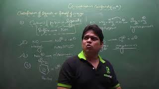 Coordination Compounds(Lec 2)