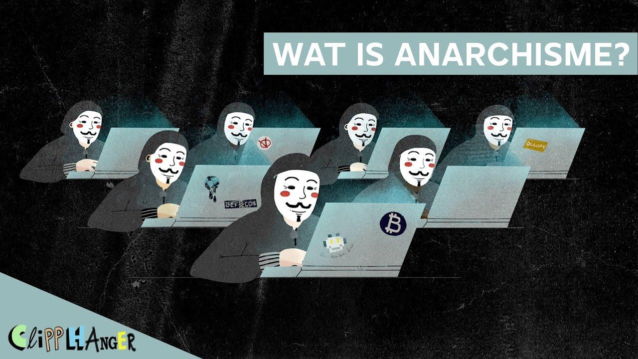 Wat is anarchisme?